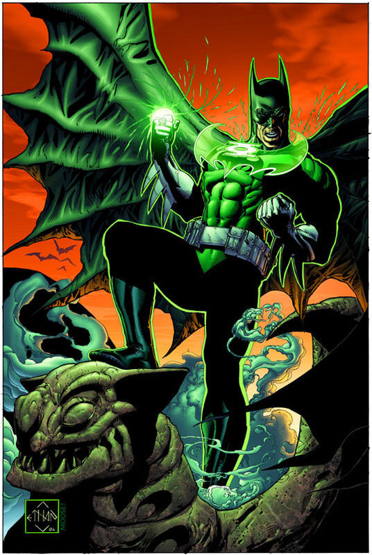 LANTERNA VERDE D20 Batman_Green_Lantern_001