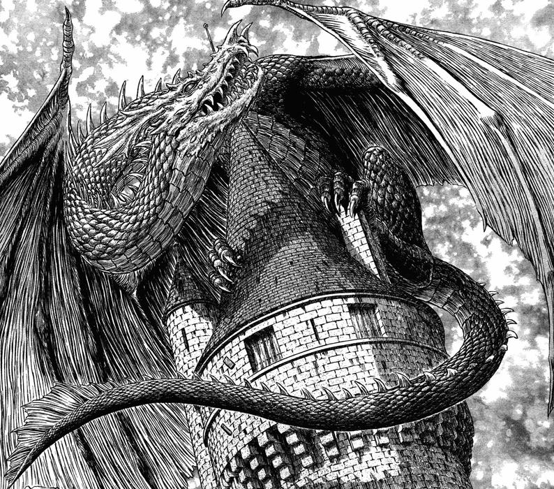 Berserk Dragons