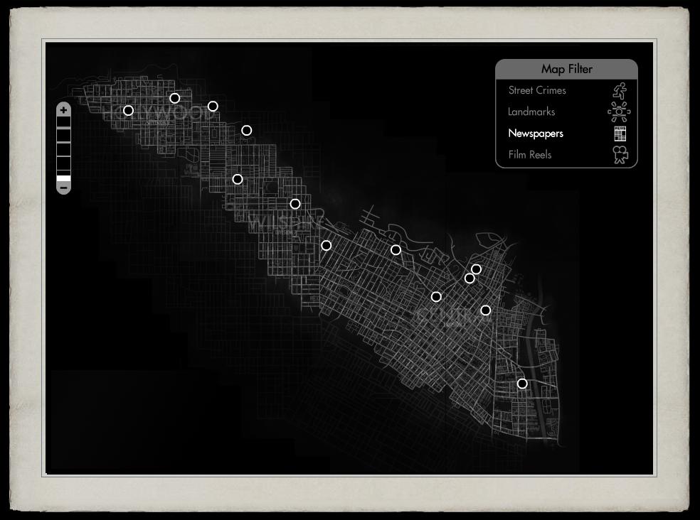 Los mapas más grandes de los videojuegos Mapaperiodico