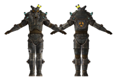 What is your favorite Fallout New Vegas armor? 240px-RemnantsTeslaArmor