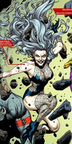 Tournoi des Personnages Préférés DC Comics (on vote pour nos persos préférés, on ne se base pas sur la force) - Page 5 241px-Spider-Girl_002