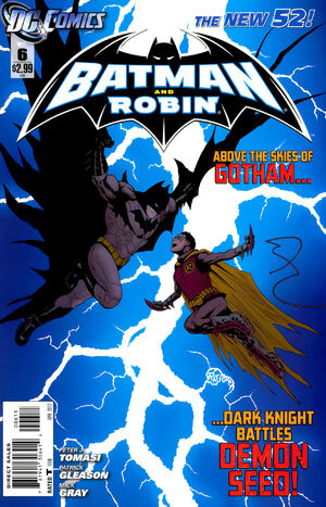 51 - [DC Comics] Batman: discusión general 300px-Batman_and_Robin_Vol_2_6