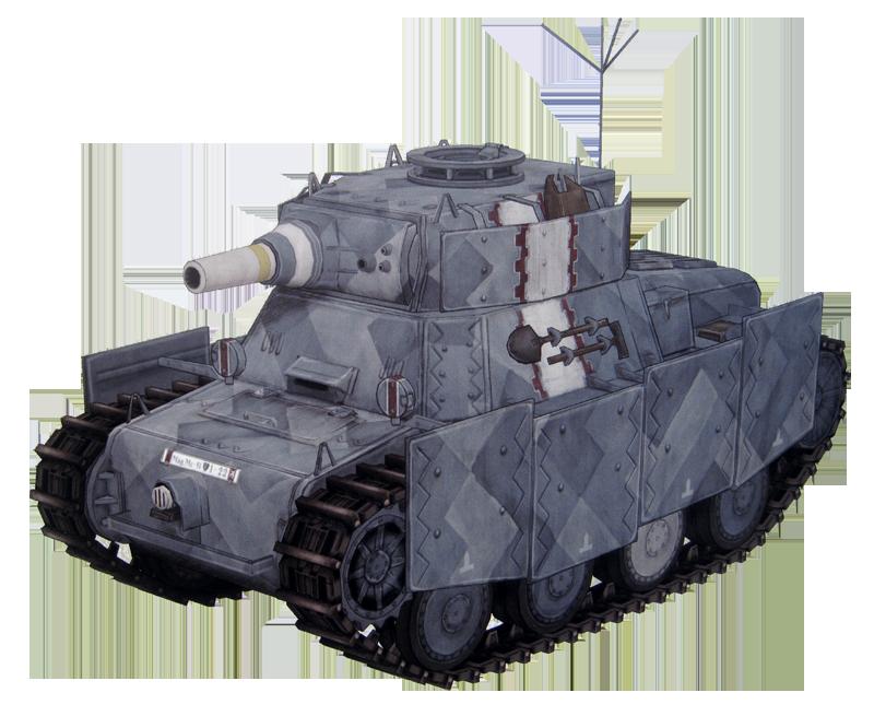 Gallia - To Arms! Gallian_Light_Tank