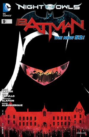 Tag 33-37 en Psicomics 300px-Batman_Vol_2_9