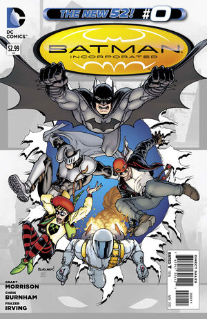 51 - [DC Comics] Batman: discusión general 300px-Batman_Incorporated_Vol_2_0