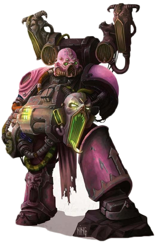 [W40K] Collection d'images : Space Marines du Chaos - Page 4 NoiseMarine0