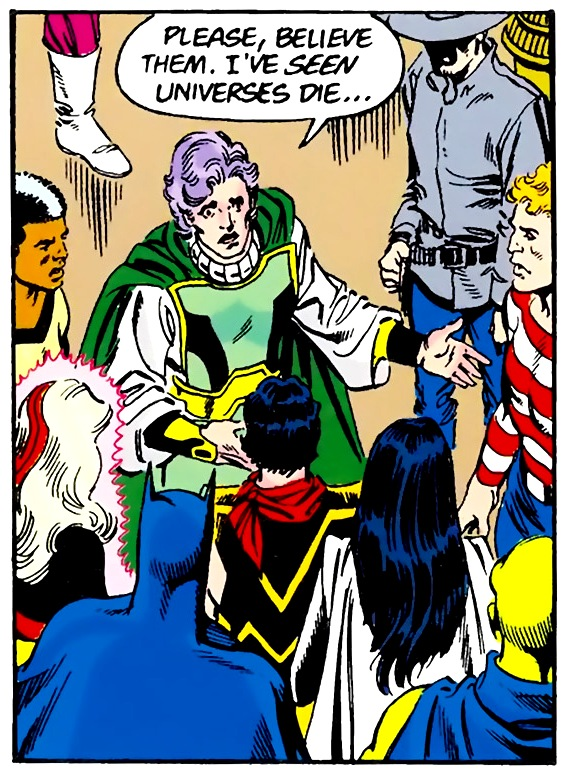 [DC COMICS] Publicaciones Universo DC: Discusión General Pariah_0002