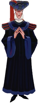 Disney Vilões Judge_Claude_Frollo-The_Hunchback_of_Notre_Dame