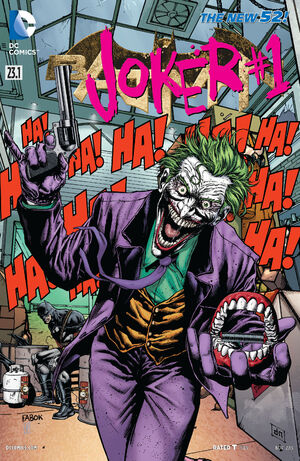 [DC Comics] Batman: discusión general 300px-Batman_Vol_2_23.1_The_Joker