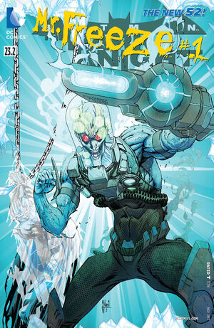 [DC Comics] Batman: discusión general 300px-Batman_The_Dark_Knight_Vol_2_23.2_Mister_Freeze