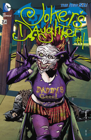 Tag 38-40 en Psicomics 300px-Batman_The_Dark_Knight_Vol_2_23.4_The_Joker%27s_Daughter