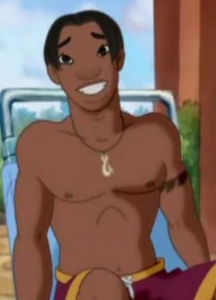 Quel est donc ce personnage Disney ? - Page 3 David_Kawena