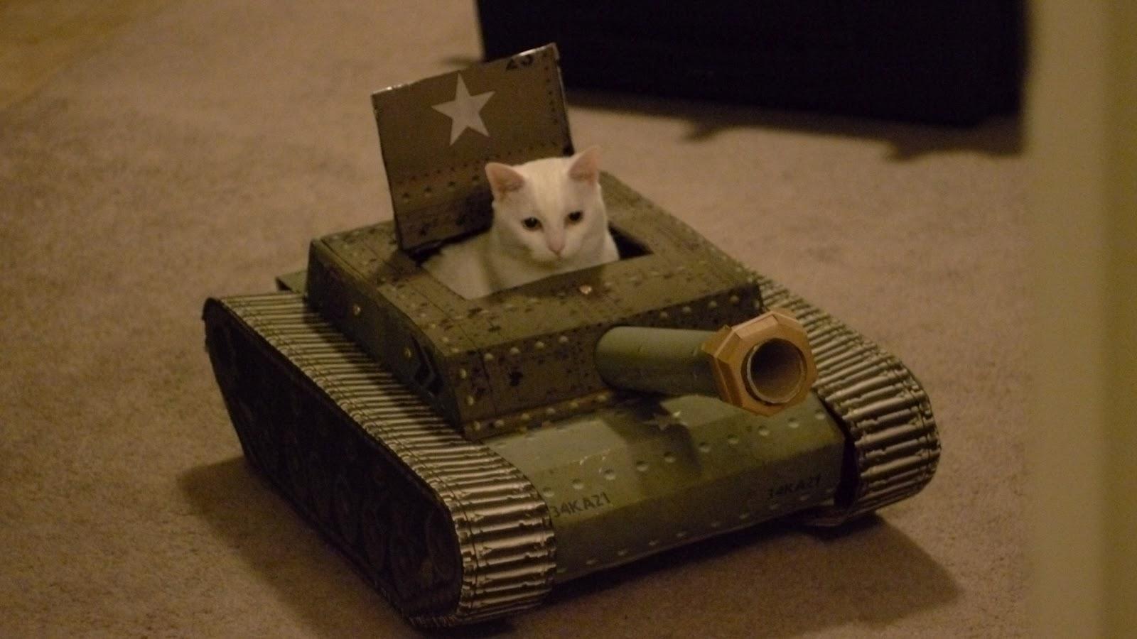 Llegan a Letonia 120 tanques y vehículos blindados de Estados Unidos Cat_Tank_01