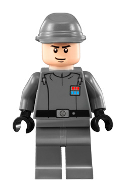 LEGO first 12 minifig run? 9492_Imperial_Officer