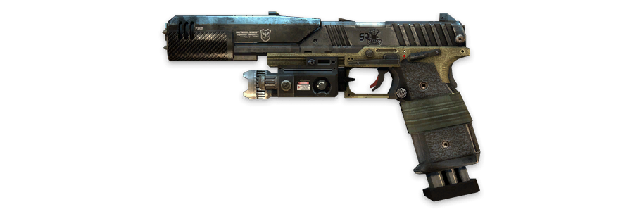 Titanfall Armor and Weapon conversions for GTA IV SmartPistolMK5