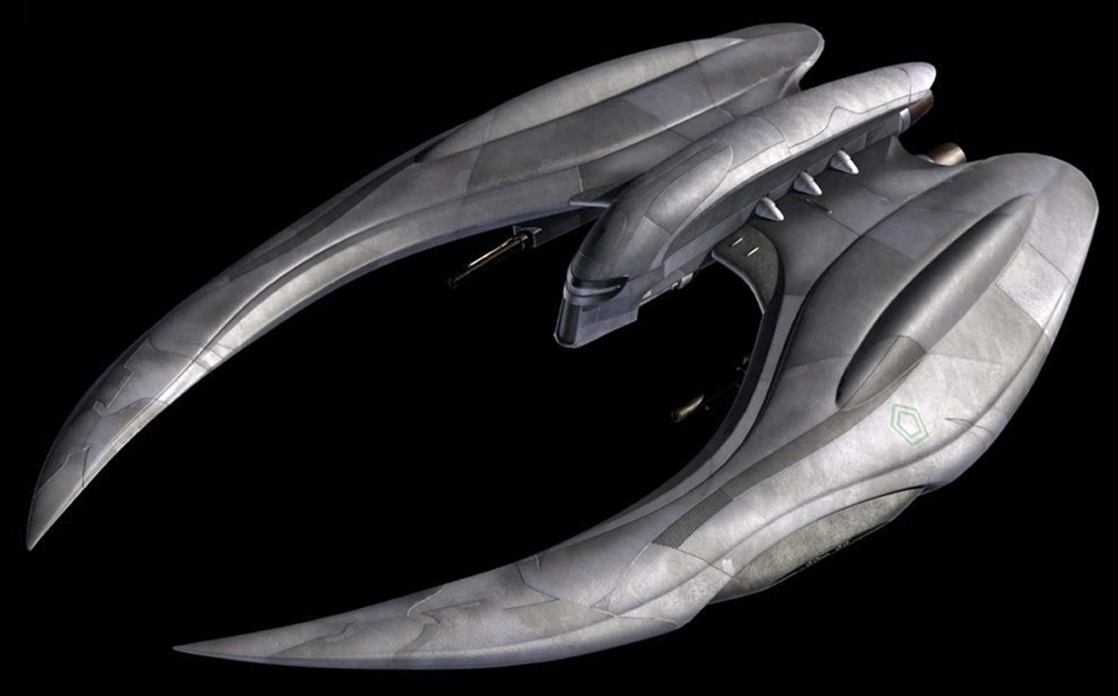 Taller de Encargos Oficial: Naves espaciales [Pide aquí tu nave espacial] - Página 2 Cylon-raider