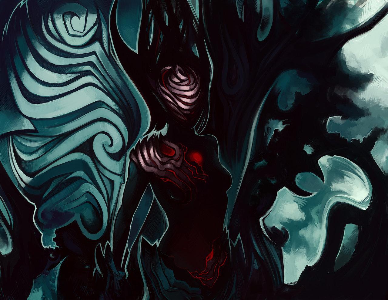 El tesoro de las Hadas [AB Nielan/Zenra] - Página 2 Inverse_Evil_Spirit