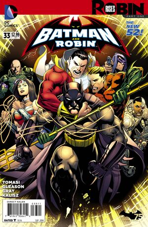 51 - [DC Comics] Batman: discusión general 300px-Batman_and_Robin_Vol_2_33