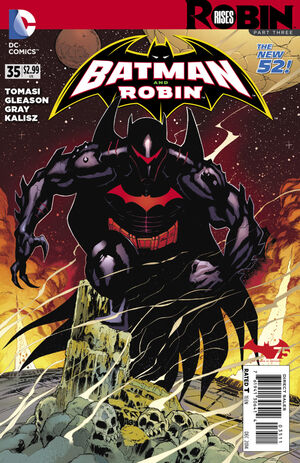 51 - [DC Comics] Batman: discusión general 300px-Batman_and_Robin_Vol_2_35