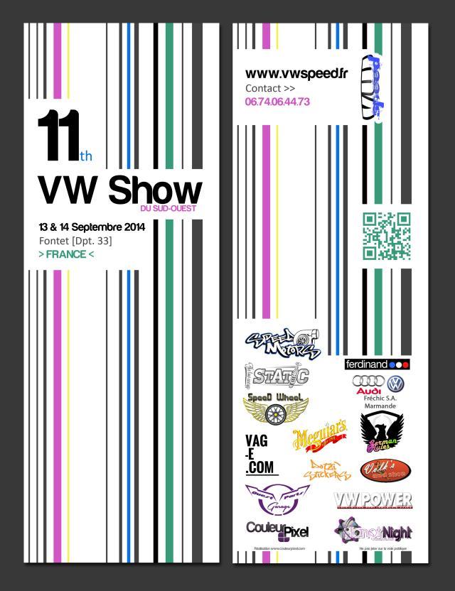 11 Vw show du sud ouest Affiche-11th---forum-44a9c1b