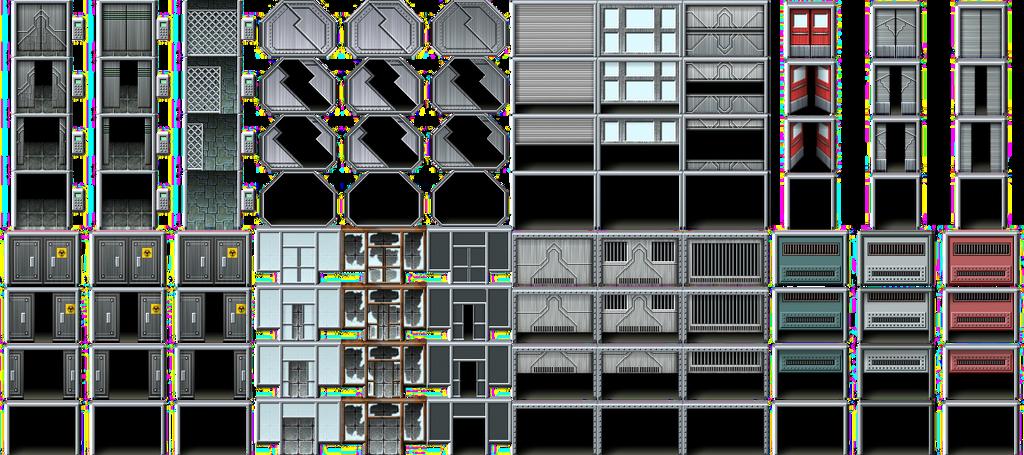 Bibliothèque des ressources VX Ace Tilesets Sci_fi_gates2_by_nicnubill-d7qctin