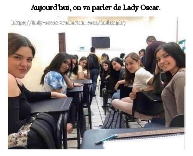 Mes memes Lady Oscar et autres images humoristiques - Page 4 Vbn-5605c95
