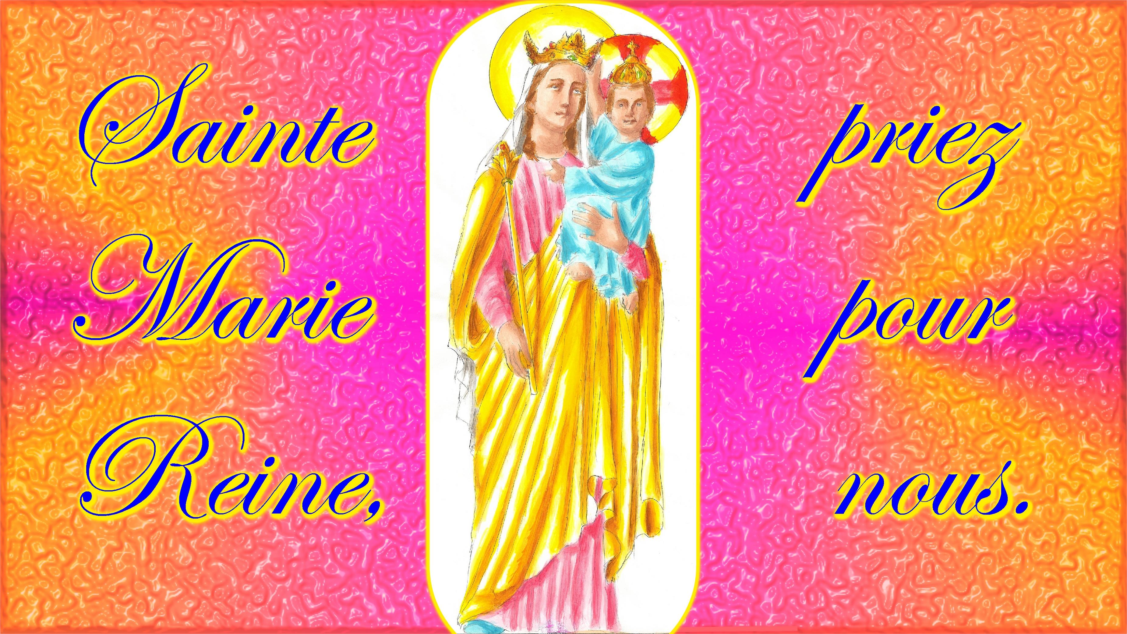 Le Rosaire en Images - Page 3 Ste-marie-reine-564bcfa