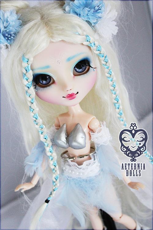 [Vente] Pullip OOAK Aeternia Dolls + Blythe & Dal stock Shiva01-5403f89