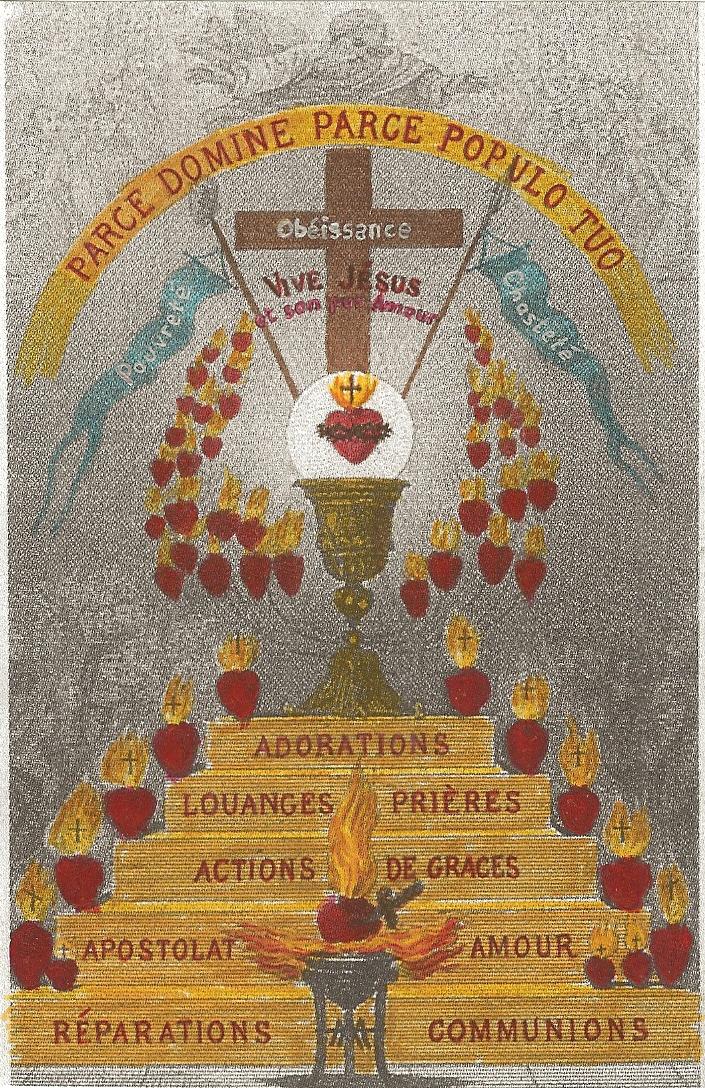 CALENDRIER CATHOLIQUE 2020 (Cantiques, Prières & Images) - Page 6 Parce-domine-55d73b6
