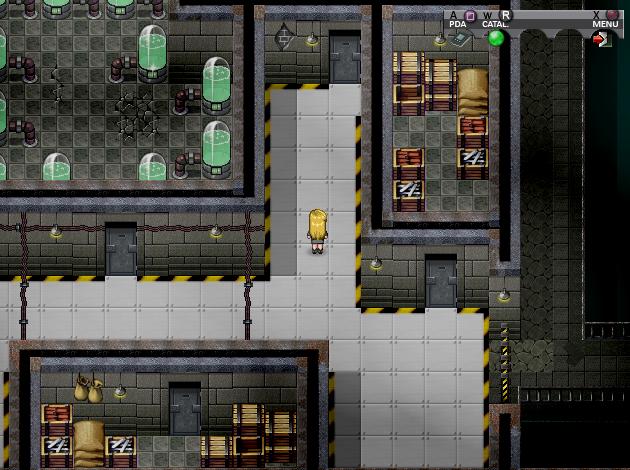 RPG MAKER XP Sentinelles la quête du temps Wolf8-4ec4aea