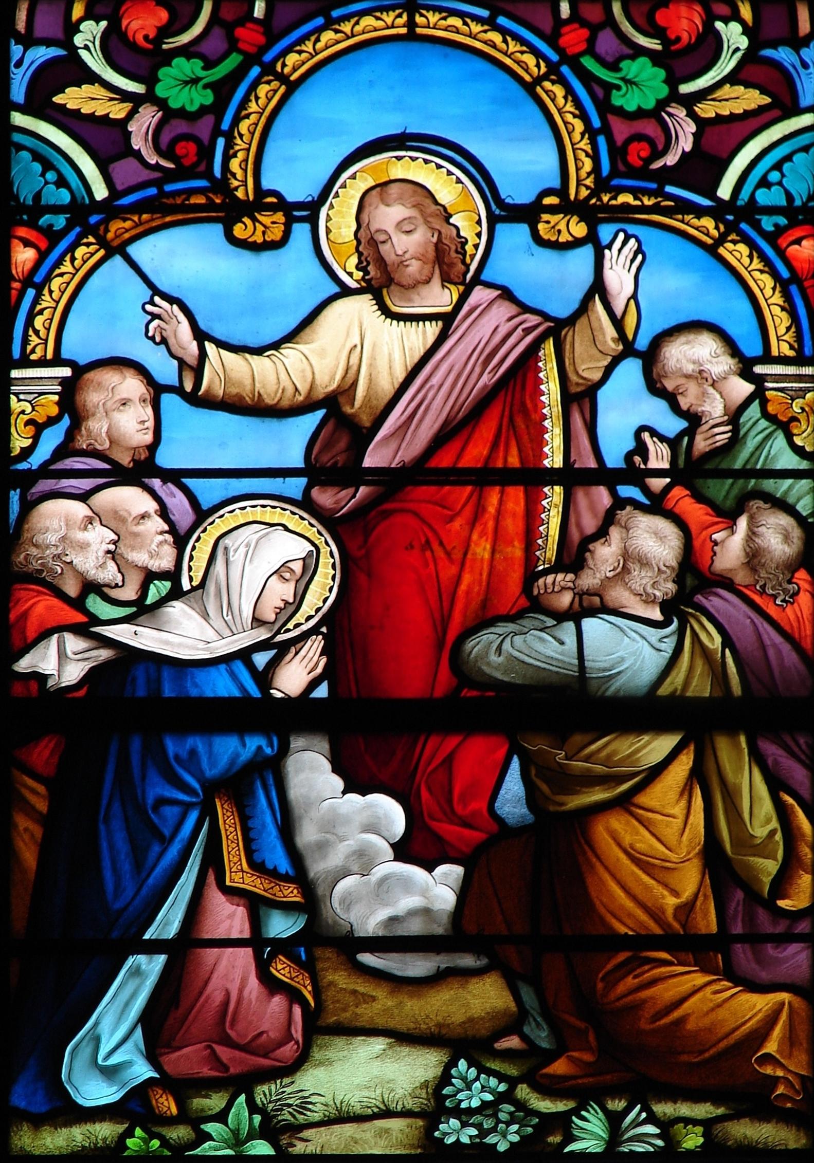 Le Rosaire en Images - Page 3 L-ascension-5619d79