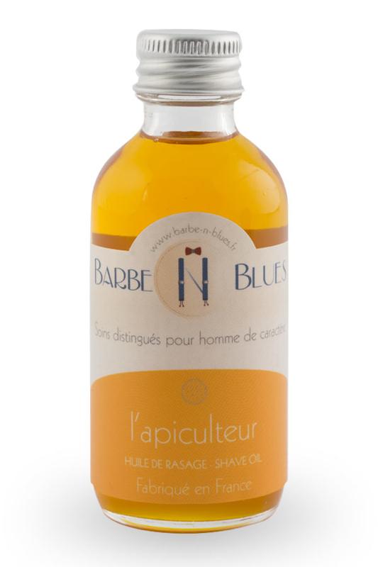 Huile de rasage de chez Barbe N Blues Hr_apiculteur2-4735040