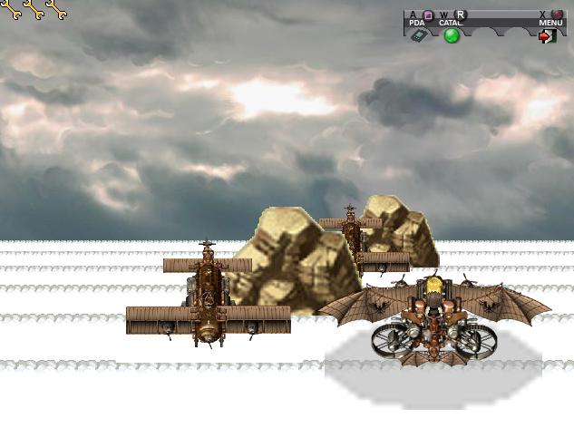 Sentinelles la quête du temps : Recommencer (Reboot) - Page 7 Aeronef4-50f1425