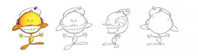 Boo Tchou personnage BD c'est pas de la SF :-)  Boo-tchou-eric-4e62877