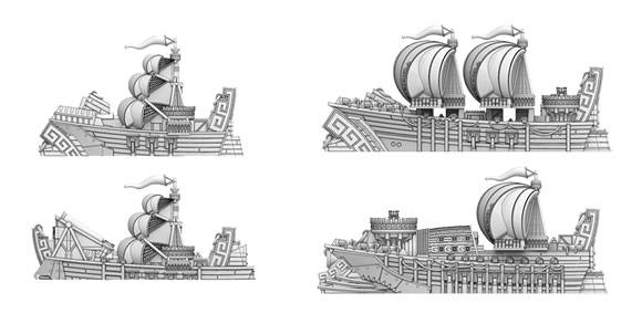 Les Guides Nautiques de la Tribune de la Baie des Crocs Compare-sky-pirates-side-50a1925