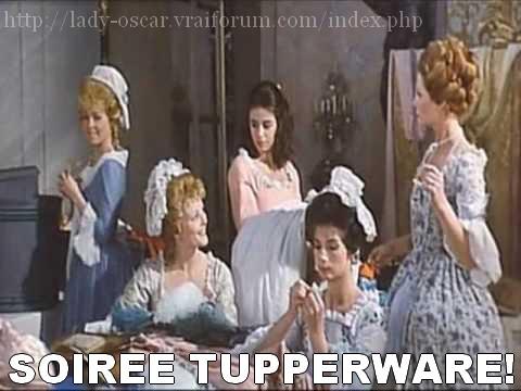 Mes memes Lady Oscar et autres images humoristiques - Page 3 Reunion-tupperware-5440e3a