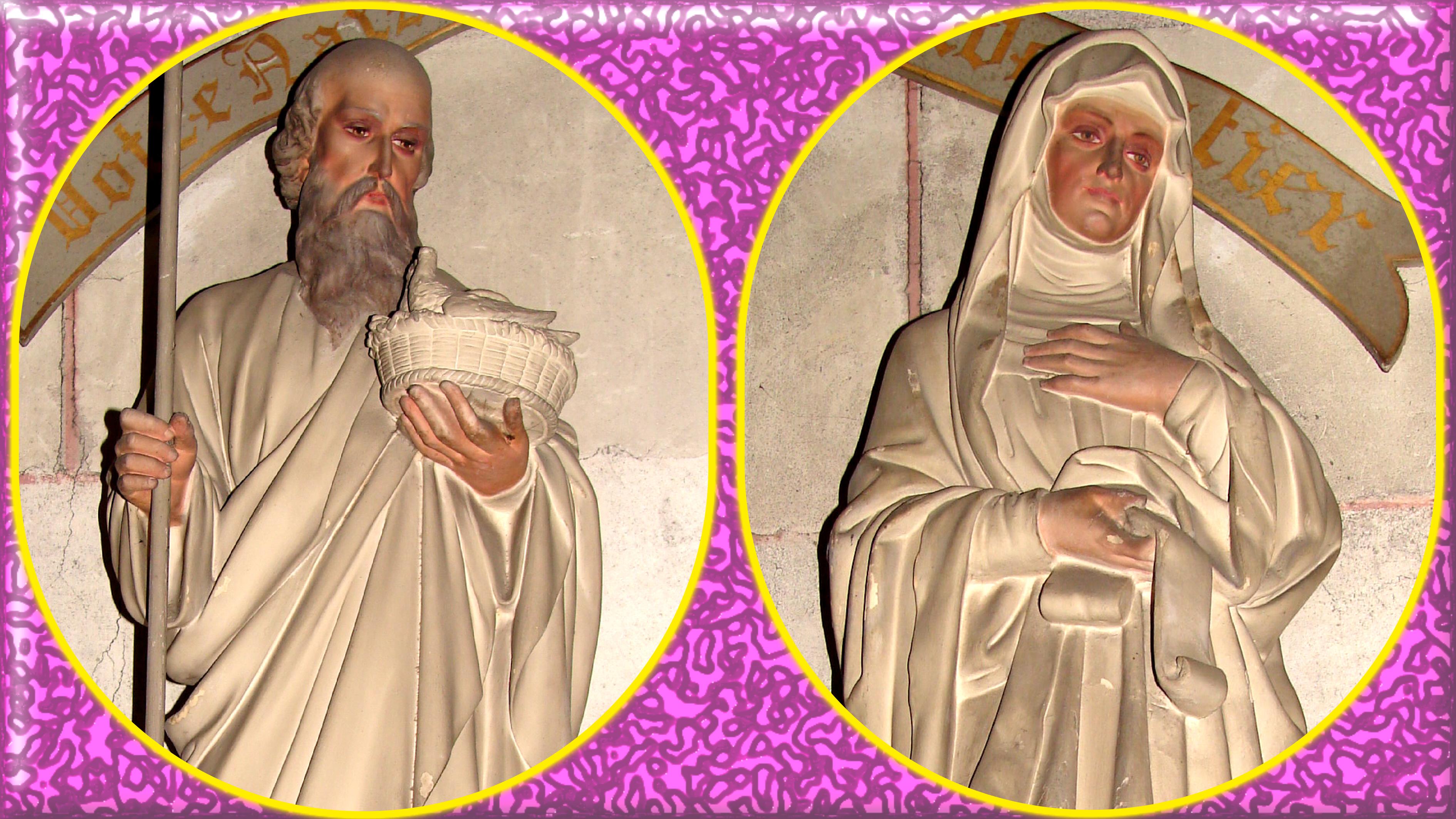 CALENDRIER CATHOLIQUE 2019 (Cantiques, Prières & Images) - Page 6 Ste-anne-st-joachim-5678874