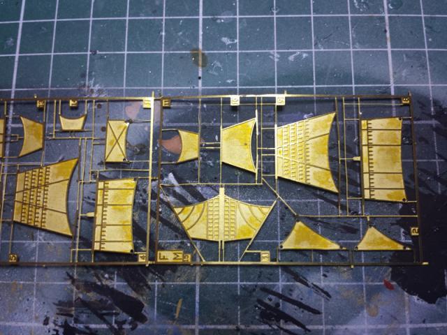 Montage de navires au 1/1200 20141111_145816-49547f9