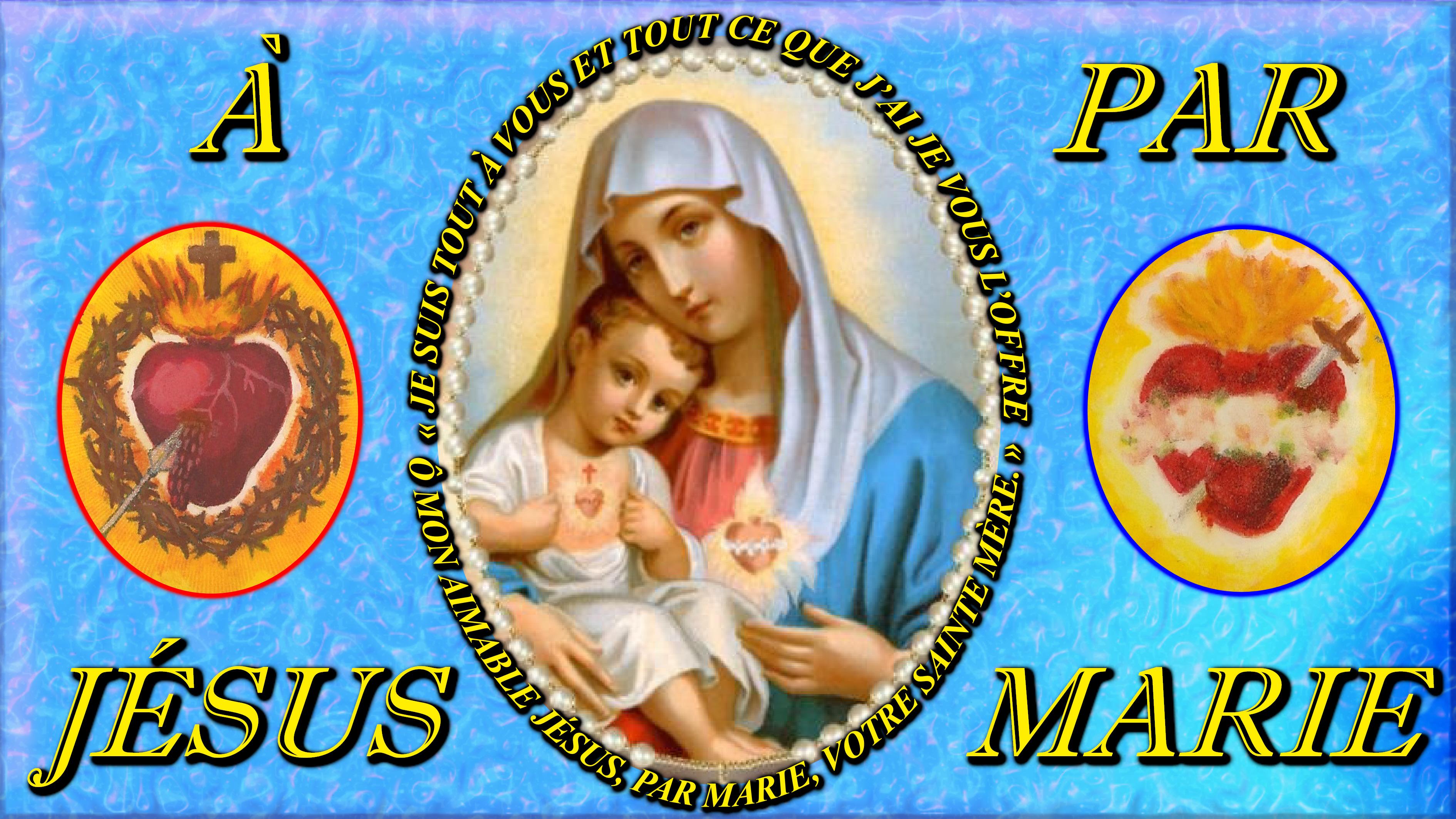 CALENDRIER CATHOLIQUE 2020 (Cantiques, Prières & Images) - Page 9 Tij-sus-par-marie-2--5578049