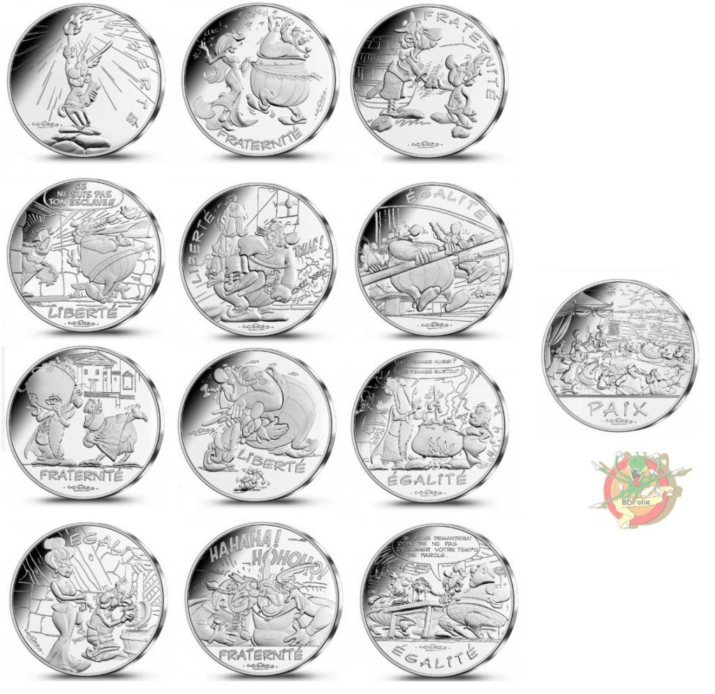 Nouvelle collection de pièce de la Monnaie de Paris - 30 mars 2015 Monnaie-4a84f40