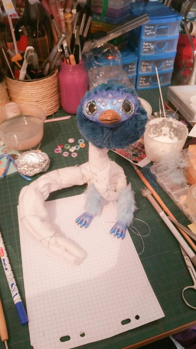 Mes premiers essais d'art dolls animales. - Page 5 Fb_img_1488798675989-51c42c9