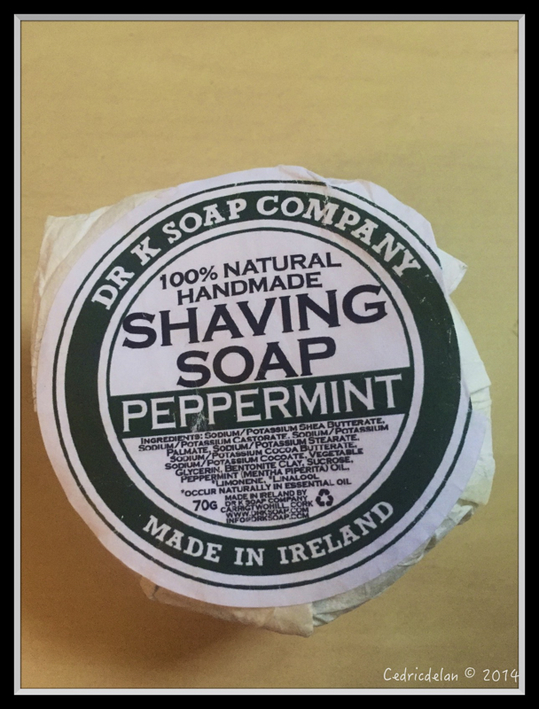 Dr K Soap Company Peppermint Photo-1-48e5c5e