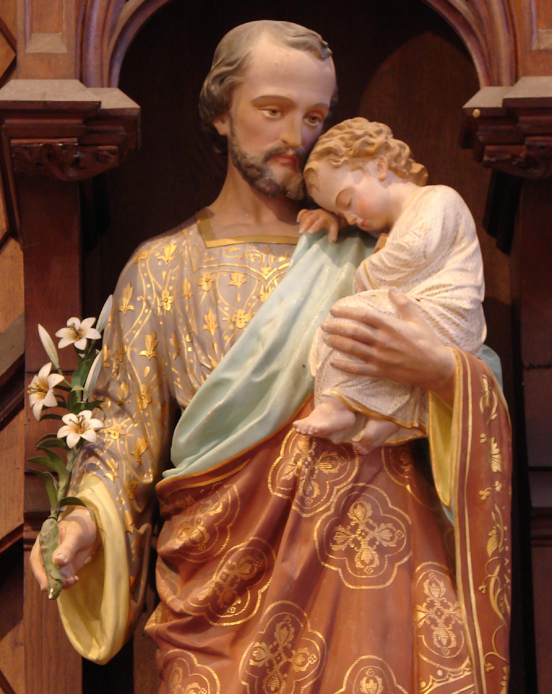 PRIÈRES à SAINT JOSEPH  St-joseph-55d4b93