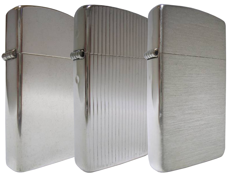 Datation - [Datation] Les Zippo Sterling Silver Slim-apr-s-1990-523cfcf