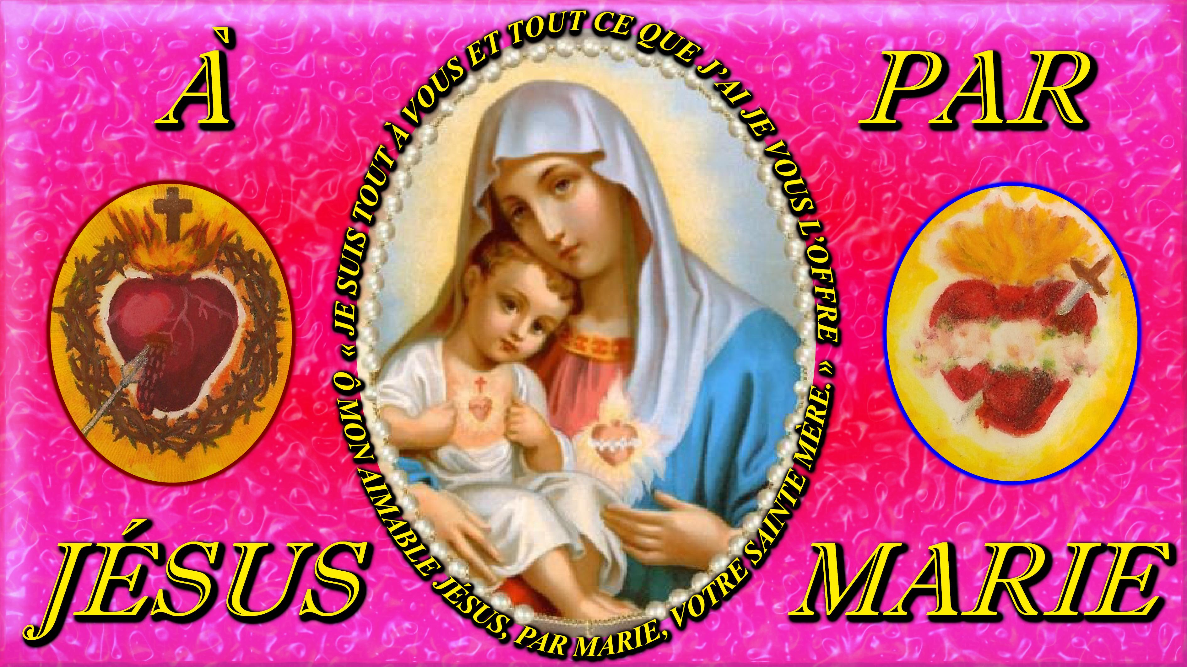 NEUVAINE à la TRÈS SAINTE VIERGE MARIE (Saint Alphonse de Liguori) Tij-sus-par-marie-1--55658b5