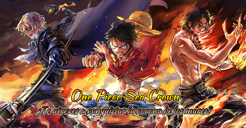 One Piece Rol: Sea Crown