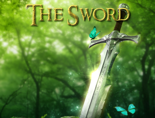 The Sword [RMVX] Title-545c2fc
