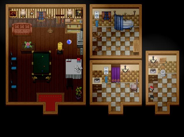 RPG MAKER XP Sentinelles la quête du temps Hotel4-4e4ae19