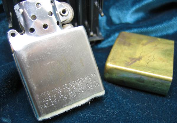 Datation - [Datation] Les Zippo Table Lighter 4-5269437