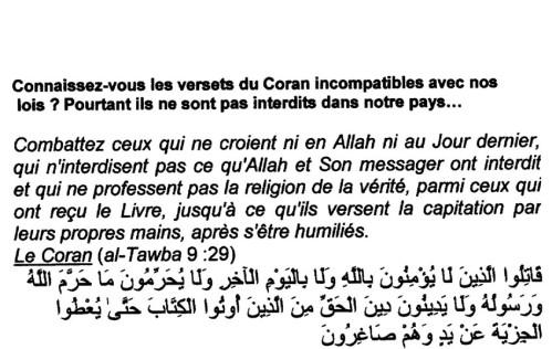 Pas de contrainte en religion Coran-epee-4e5e9ad